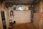 Zulufttechnik im Keller